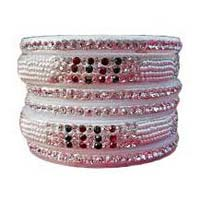 Colored Acrylic Bangles