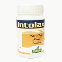 Intolax : Herbal Laxative Tablets