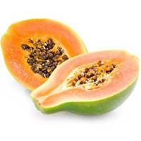 Fresh Coorg Honey Dew Papaya
