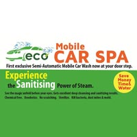 Mobile Car Washing Services