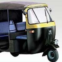 Petrol Three Wheeler