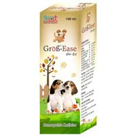GROB EASE DOGS RANGE HOMEOPATHIC
