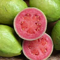 Fresh Pink Guava