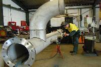 Spool Pipe Fabrication