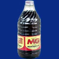 Mg Kachi Ghani Mustard Oil (1 Ltr. Pet)