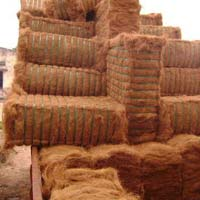 Brown Coir Fibre