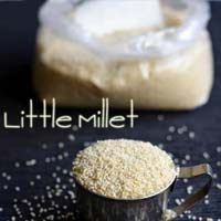 Fully Polished Little Millet Rice