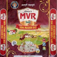 Sona Masoori Rice (Brown)