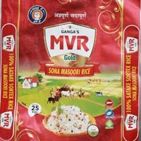 Sona Masoori Rice  (Red)