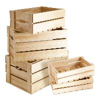 Wooden Boxes & Crates