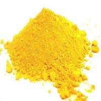 Yellow Oxide Powder