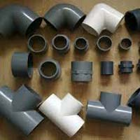Rigid Plastic Pipe Fittings