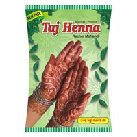 Taj Henna Powder