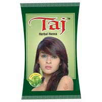 Taj Herbal Burgundy Hair Color