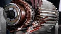 Forklift Dc Traction Motors