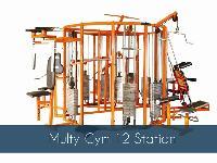 Multi home gym equipment