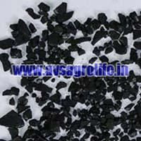Carbonized Coconut Shells