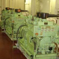 Main Air Compressor