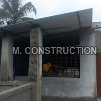 Corrugated Sheet Installation Services