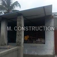 Corrugated Sheet Installation Services