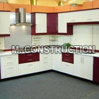 Modular Kitchen Installation Services