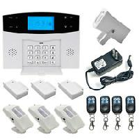 Gsm Security System