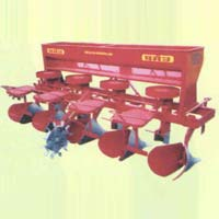 4 Row Rotary Magazine Potato Planter