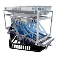 Automatic Garlic Seed Drill