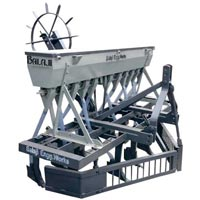 Automatic Plain Seed Drill