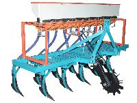 Fertilizer Drill Machine