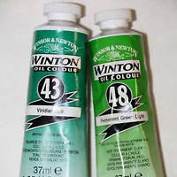 Winton Oil Colour