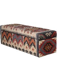 Antique Handmade Trunk Box