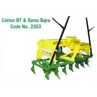 Seed Fertilizer Drill Machine