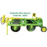 Hydraulic Disc Harrow