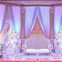 Fiberglass Wedding Stage