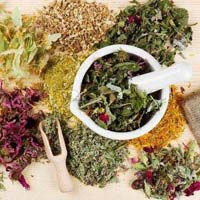 Indian Raw Herbs