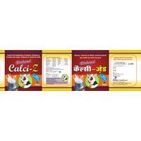 Calci-Z Animal Liquid Feed Supplement