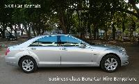 Luxury premium car for hire rentals in bangalore
