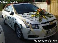 Wedding Car Hire Services