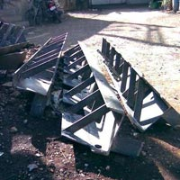Mild Steel Structural Fabrication Services