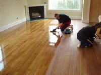 Wooden Flooring Maintenance Services