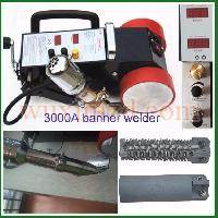 2017 hot sale air welding machine plastic