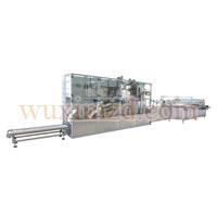 Bed Sheet Folding Machine (ALT-ZD2000)