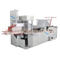 Non Woven Folding Making Machine