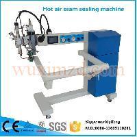 Pvc hot air welder / Hot Air Seam Sealing Machine For Seal Seams Tape Waterproof