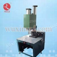Ultrasonic plastic drum cover welding machine