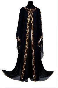 Embroidered Burqa