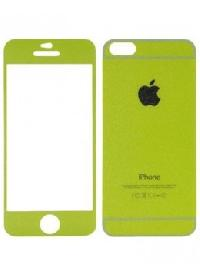 Casepurchase Light Green Tempered Glass For Apple Iphone 5s