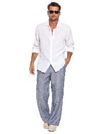 Mens linen shirts manufacturers suppliers exporters for Linen shirts for mens in chennai