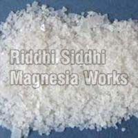 Magnesium Chloride White Flakes